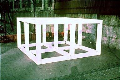 Four Unit Square