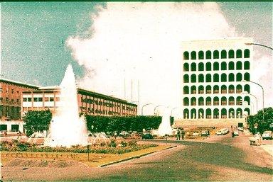 Palazzo della Civilt¿ del Lavoro