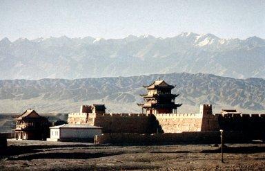 Great Wall of China: Shanhaikuan Pass