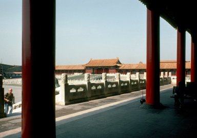 Forbidden City: Hall of Supreme Harmony (Taihedian)