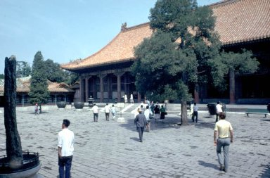 Forbidden City: Hall of Pleasure and Longivity