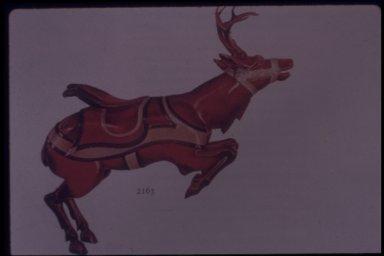 Carousel Figure (Deer)