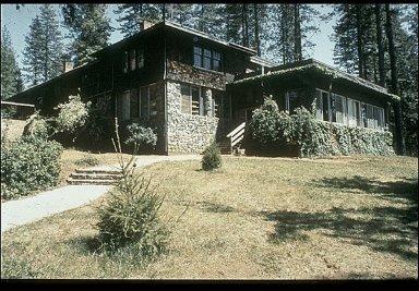 North Star Mine House