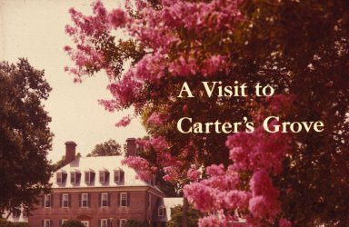 Carter's Grove Plantation