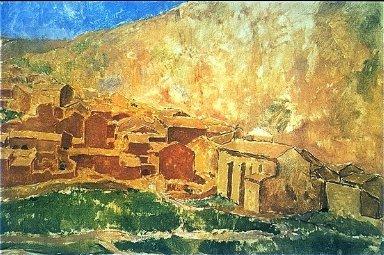Gosol Landscape