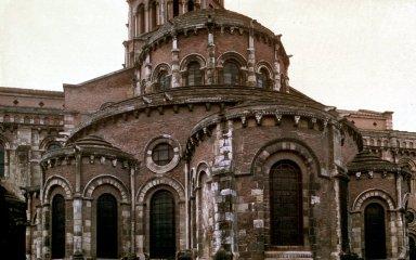 Saint Sernin Cathedral