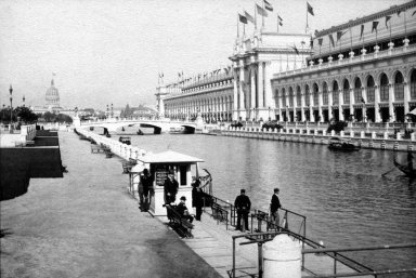 Chicago World's Fair (Columbian Exposition): Manufacture's Building