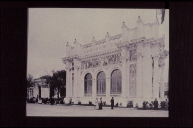 Chicago World's Fair (Columbian Exposition): French Building