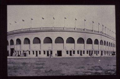 Chicago World's Fair (Columbian Exposition): Stock Pavilion