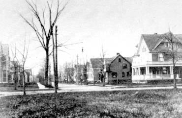 Echota, Workers' Housing Complex for Cataract Construction Company (Niagara Falls Power Company)