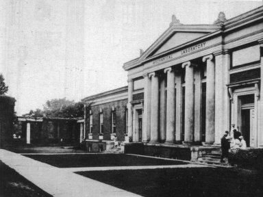 University of Virginia: Cocke Hall