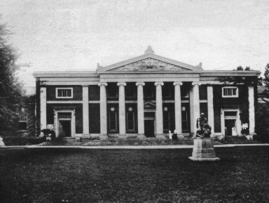 University of Virginia: Cabell Hall