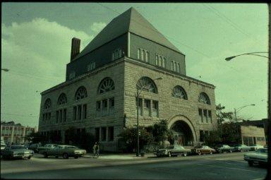 Kehilath Anshe Ma'ariv Synagogue