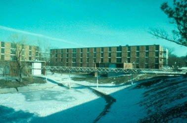 Drake University: Dormitory Complex