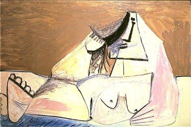 Reclining Nude (Nu Allonge)