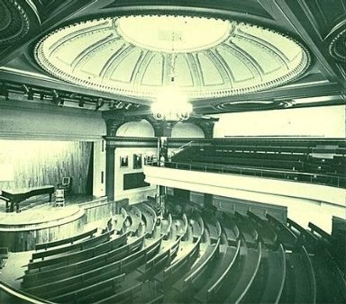 Exeter Assembly Hall Restoration