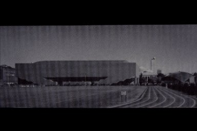 Massachusetts Institute of Technology: Hockey Rink and Field House
