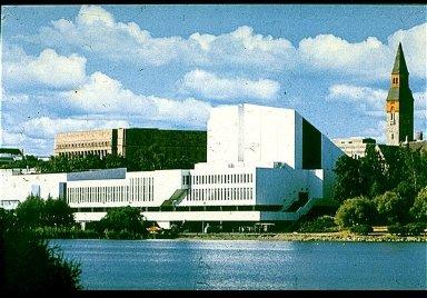 Finlandia Concert and Congress Hall