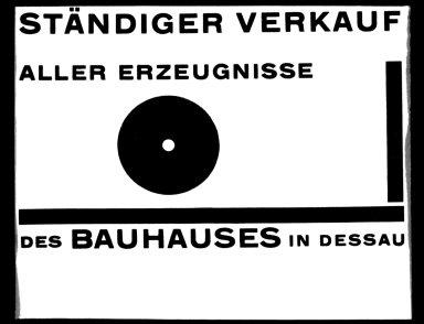 Bauhaus Products Postcard