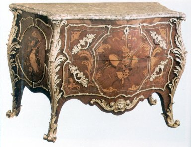 Marquetry Commode