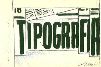 Tipografia Stage Set
