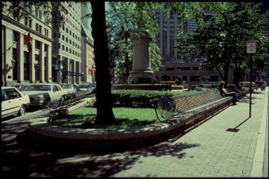 Post Office Square (Norman B. Leventhal Park)