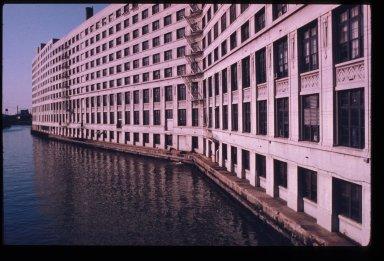 Montgomery Ward and Company Warehouse