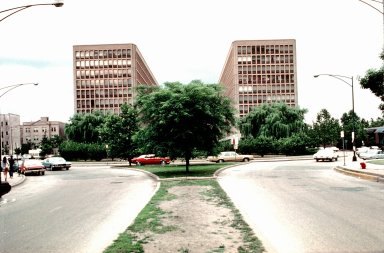 Hyde Park Redevelopment: University Apartments