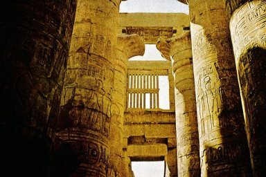 Temple of Amon Re: Hypostyle Hall