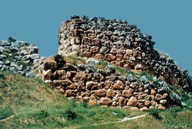 Acropolis at Tiryns