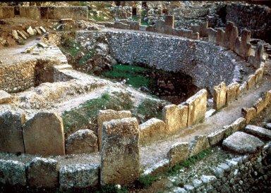 Mycenae: Royal Cemetery