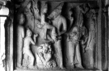 Varaha Cave Temple: Vishnu as the Boar Varaha