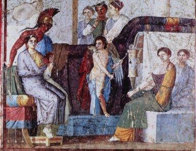 House of Marcus Lucretius Fronto