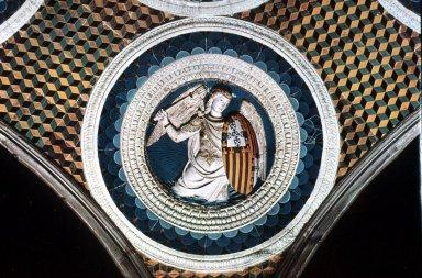 Ceiling Medallion in San Miniato al Monte