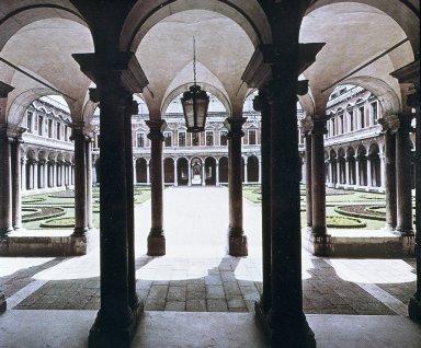 San Giorgio Maggiore: Cloister