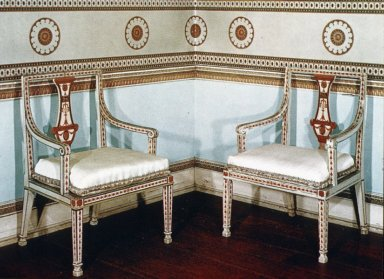 Etruscan Chairs
