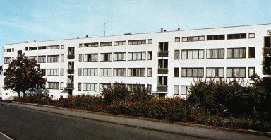 Weissenhof Housing Project