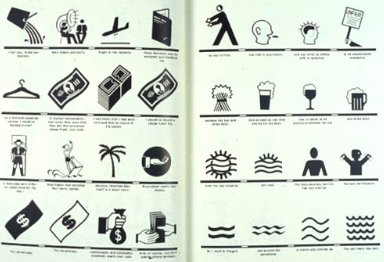 Pratt Student Project: Book Based on Symbols