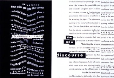 Typographic Design for Essay