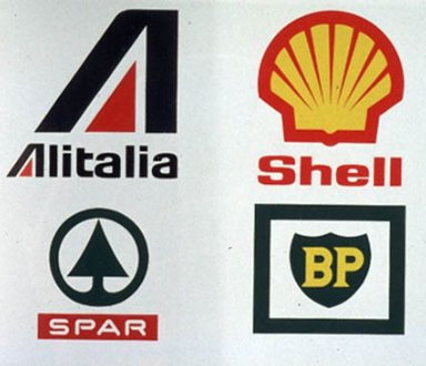 Trademarks for Air Italia, Shell, Spar and BP