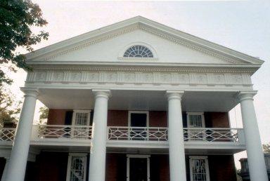 University of Virginia: Pavilion I