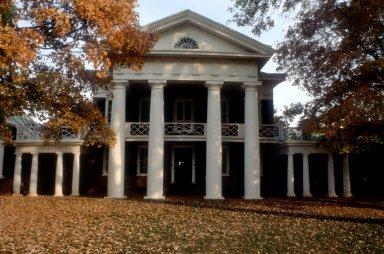 University of Virginia: Pavilion X