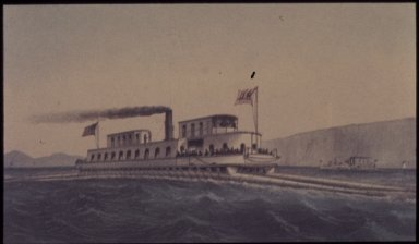 Stream Catamaran, H.W. Longfellow