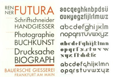 Bauhaus Type