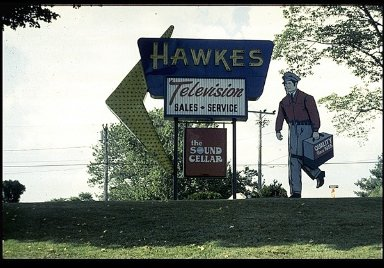 Hawkes Television