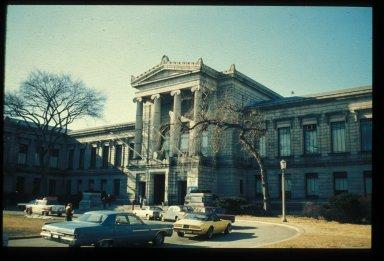 Boston Museum of Fine Arts: Lowell Building