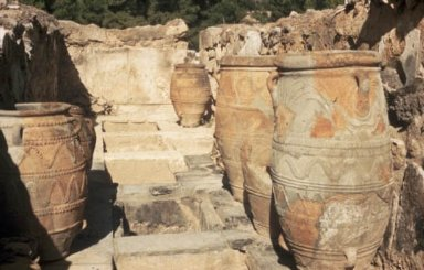 Palace of King Minos: Magazine