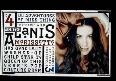 Rolling Stone (Alanis Morissette Spread)