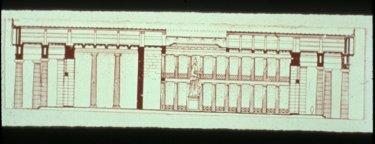Parthenon: Cella