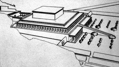 Funerary Temple of Mentuhotep II